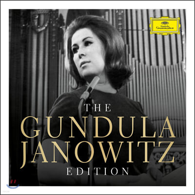 군둘라 야노비츠 DG 녹음집 (The Gundula Janowitz Edition)