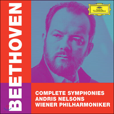 Andris Nelsons 베토벤: 교향곡 전곡 (Beethoven: Complete Symphonies)