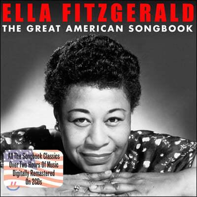 Ella Fitzgerald (엘라 피츠제럴드) - The Great American Songbook