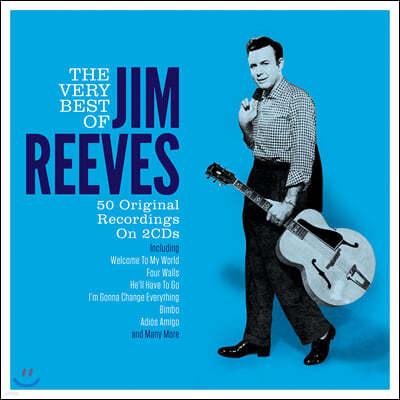 Jim Reeves (짐 리브스) - The Very Best of Jim Reeves