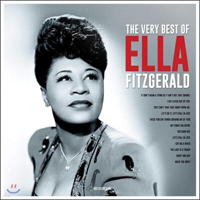 Ella Fitzgerald (엘라 피츠제럴드) - The Very Best of Ella Fitzgerald [일렉트릭 블루 컬러 LP]