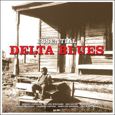 델타 블루스 명곡 모음집 (Essential Delta Blues) [LP]