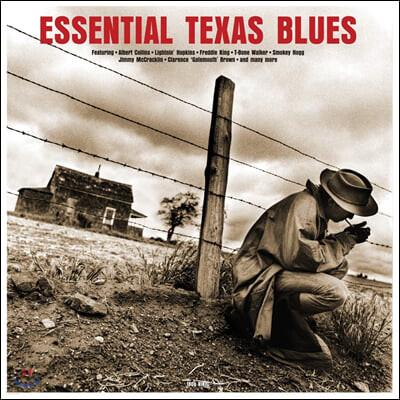 텍사스 블루스 명곡 모음집 (Essential Texas Blues) [LP]