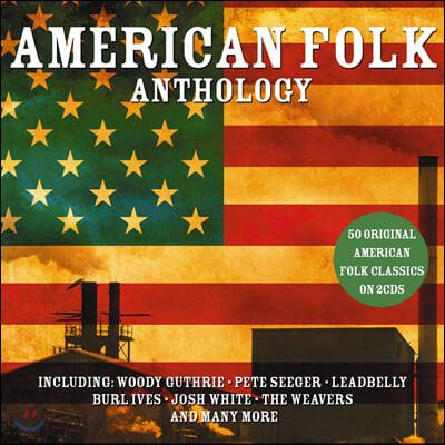 미국 포크 명곡 모음집 (American Folk Anthology)