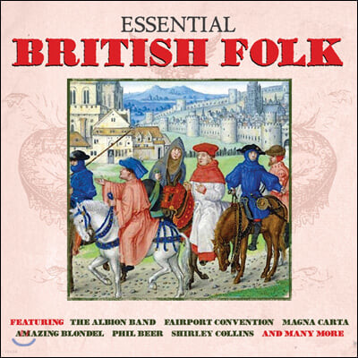 영국 포크 명곡 모음집 (Essential British Folk)