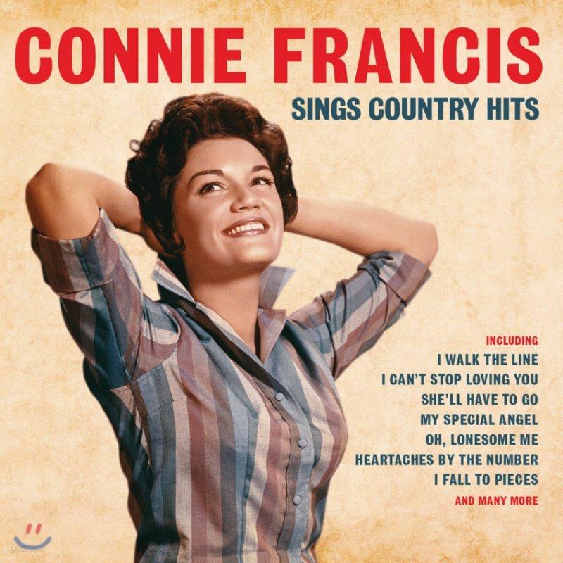 Connie Francis (코니 프란시스) - Sings Country Hits