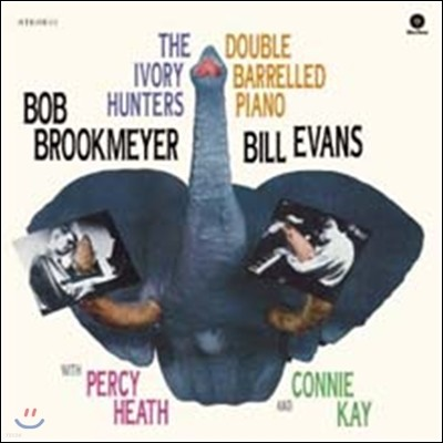 Bill Evans & Bob Brookmeyer (빌 에반스, 밥 브룩마이어) - The Ivory Hunters [LP]