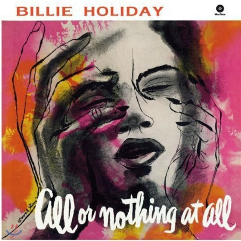 Billie Holiday (빌리 홀리데이) - All Or Nothing At All [LP]
