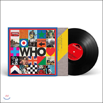 The Who (더 후) - 12집 Who [LP]