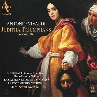 Jordi Savall 비발디: 오라토리오 '승리하는 유디타' (Vivaldi: Juditha Triumphans)