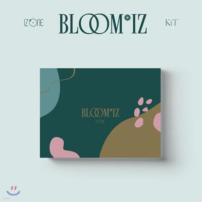 아이즈원 (IZ*ONE) 1집 - BLOOM*IZ [스마트 뮤직 앨범(키트앨범)]
