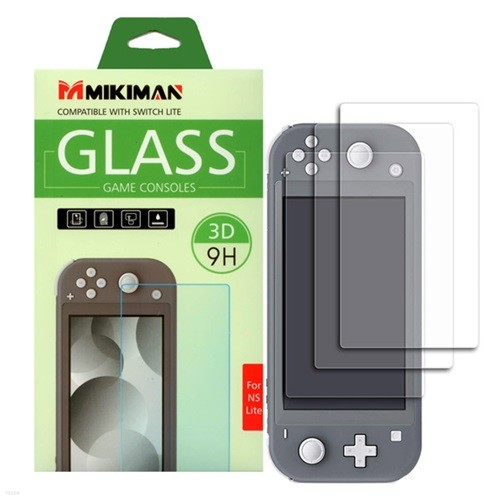 SWITCH Lite 미키맨 3D 강화유리 액정보호필름 / 닌텐도스위치라이트