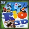 Rio (���� 3D) (Four-Disc: Blu-ray 3D+Blu-ray+DVD+Digital Copy) (2011)
