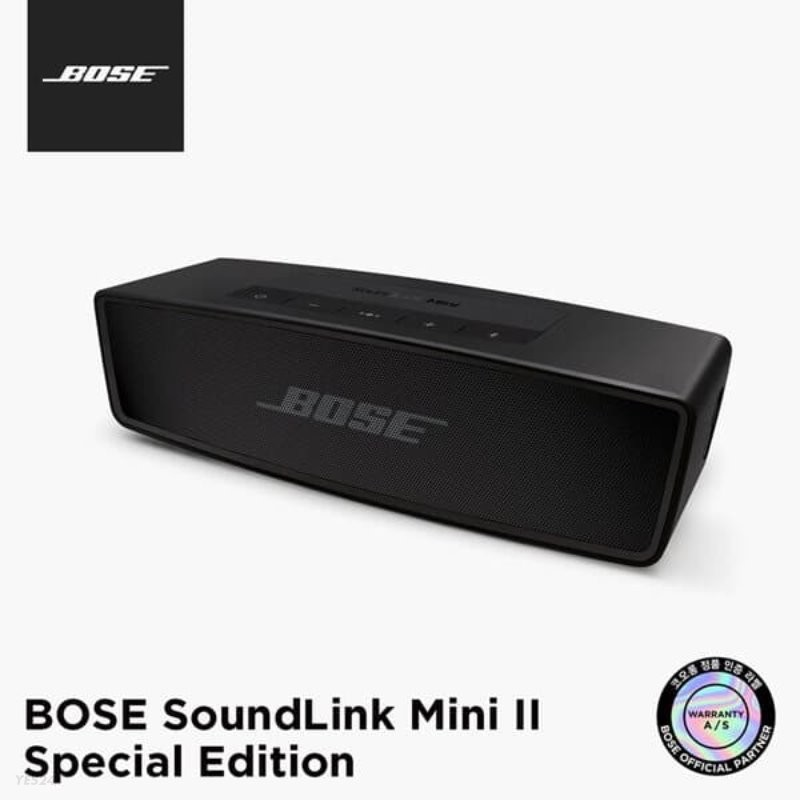 BOSE 보스 정품 SoundLink Mini 2 SE 블루투스 스피커