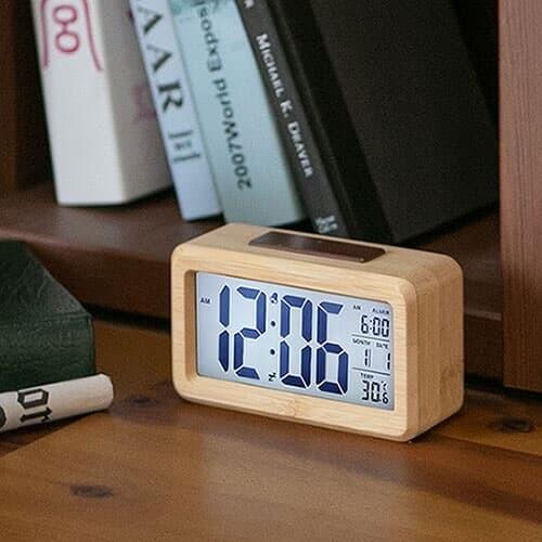 시계모음전 온습도시계 온도날짜알람시계 인테리...