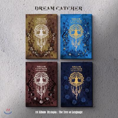 드림캐쳐 (Dreamcatcher) 1집 - Dystopia : The Tree Of Language (L/I/V/E ver. 중 랜덤발송)