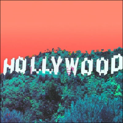 검정치마 (The Black Skirts) - Hollywood / In My City of Seoul [7인치 Vinyl]