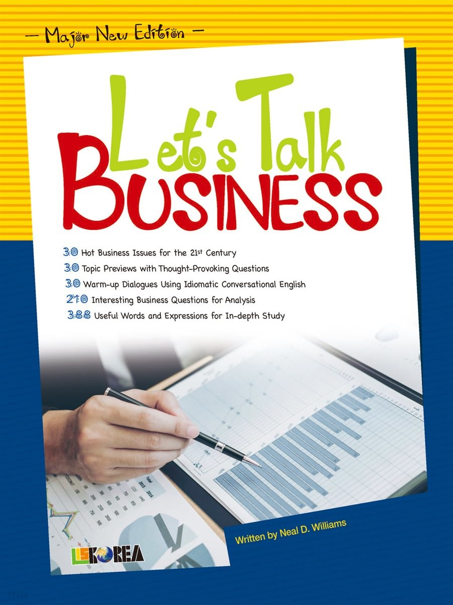 Let's Talk Business (개정증보판)