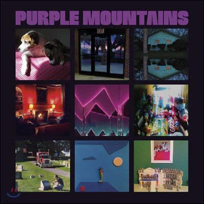 Purple Mountains (퍼플 마운틴스) - Purple Mountains [LP]