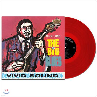 Albert King (알버트 킹) - 1집 The Big Blues [레드 컬러 LP]