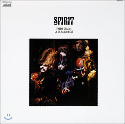 Spirit (스피릿) - 4집 Twelve Dreams of Dr. Sardonicus [LP]