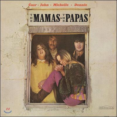 The Mamas & The Papas (마마스 앤 파파스) - The Mamas & the Papas [LP]