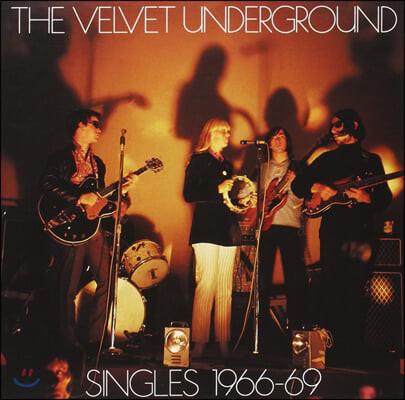 The Velvet Underground (벨벳 언더그라운드) - Singles 1966-69 [7인치 7Vinyl 박스 세트]