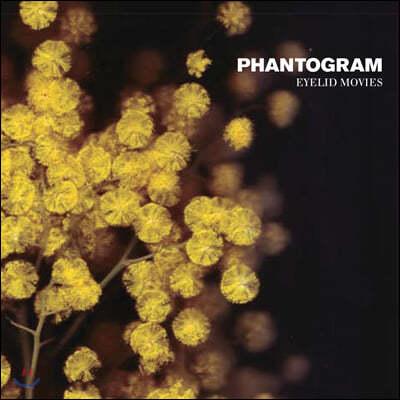 Phantogram (팬토그램) - 1집 Eyelid Movies [LP]