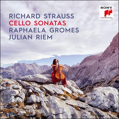 Raphaela Gromes 슈트라우스: 첼로 소나타 (Strauss: Cello Sonatas)