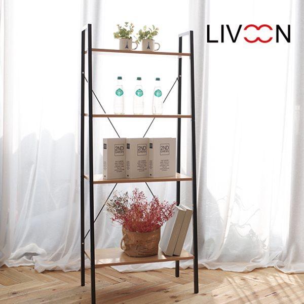 리브온(LIVOON) 위크린 4단 대형 선반