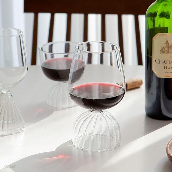 티니블랑 칵테일 와인 글라스