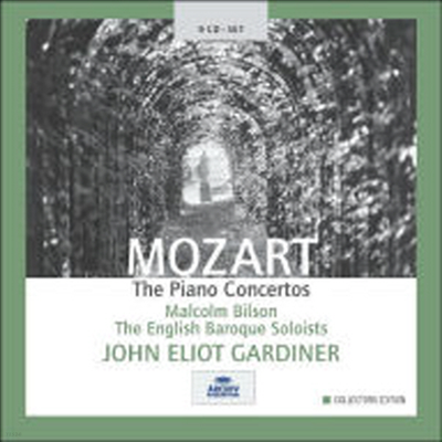 모차르트 : 피아노 협주곡 전집 (Mozart : The Piano Concertos) (9CD) - Malcolm Bilson
