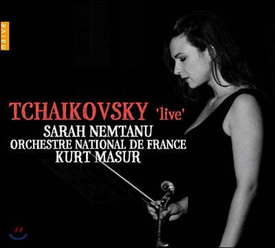Sarah Nemtanu 차이코프스키: 바이올린 협주곡, 플로렌스의 추억