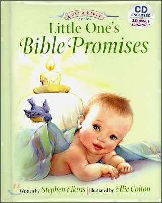 Little One's : Bible Promises (BOOK & CD)