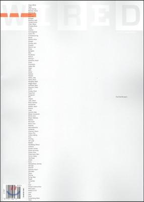 [과월호] Wired USA (월간잡지) : 5월