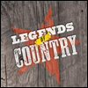 Various Artists - Legends of Country (Collector's Edition)(10CD Boxset)