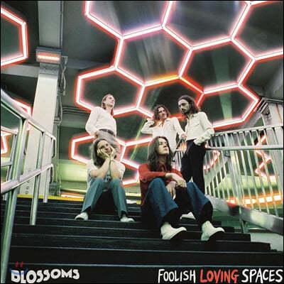 Blossoms (블로섬즈) - 3집 Foolish Loving Spaces