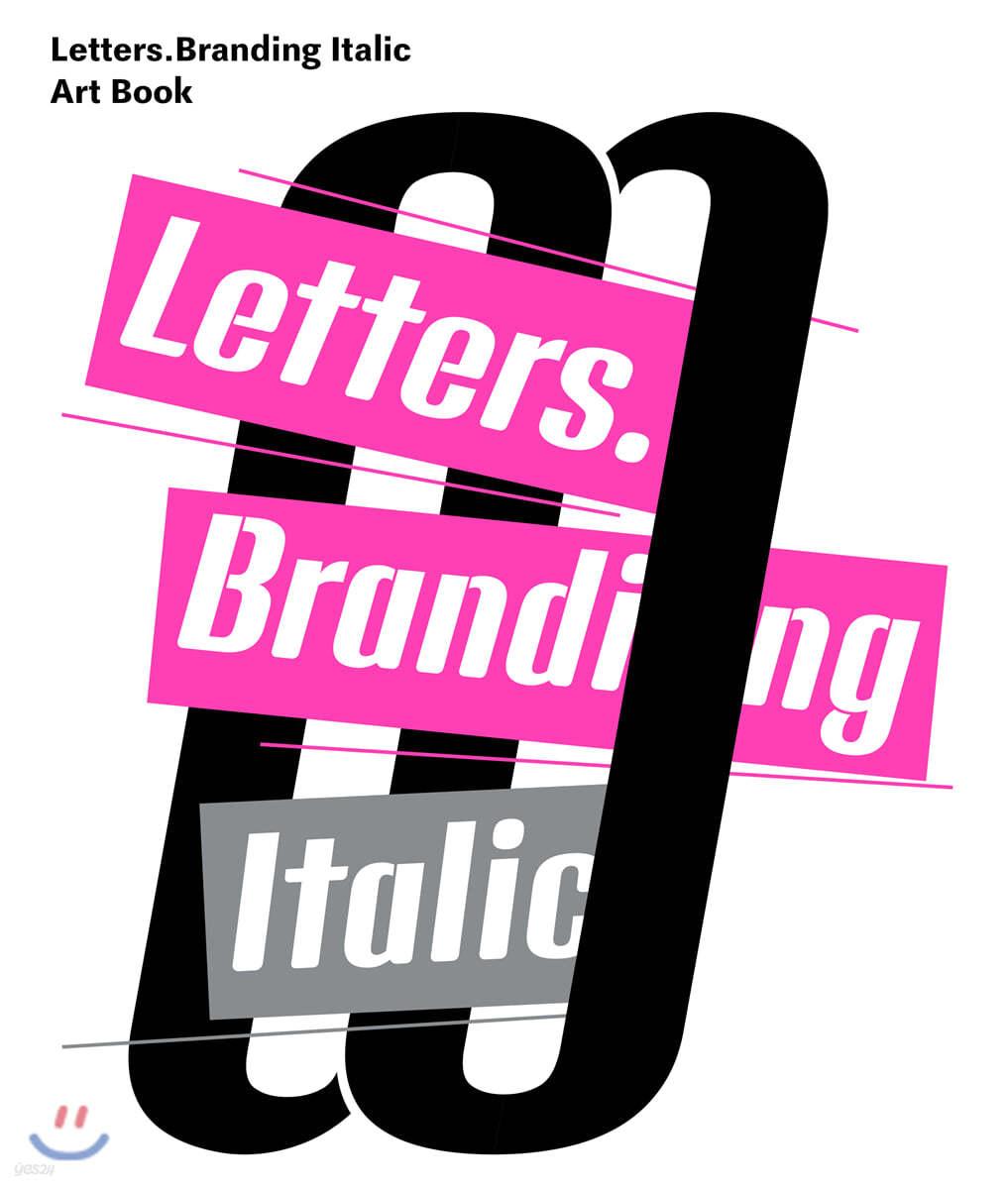 Letters.Branding Italic Art Book