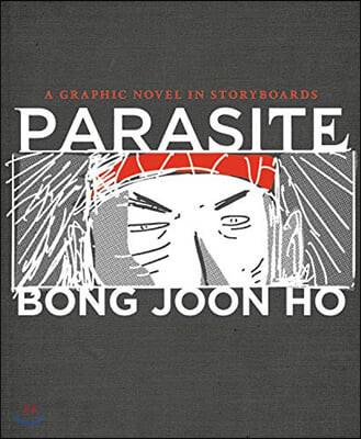 Parasite : A Graphic Novel in Storyboards 봉준호 감독 영화 '기생충' 그래픽노블 스토리보드북 / 콘티북