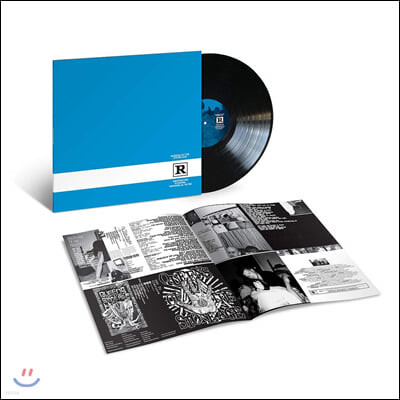 Queens Of The Stone Age (퀸즈 오브 더 스톤 에이지) - 2집 Rated R [LP]