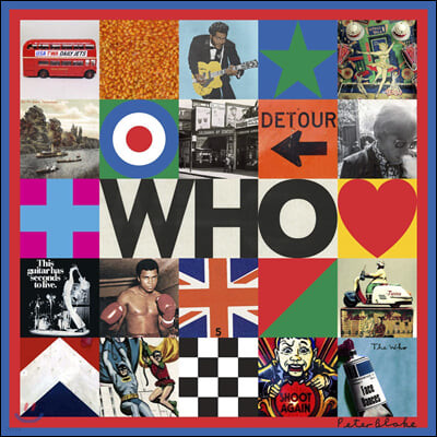 The Who (더 후) - 12집 Who