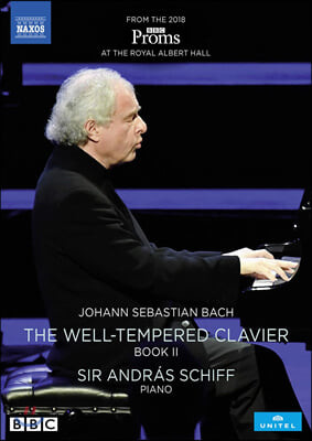 Andras Schiff 바흐: 평균율 클라비어곡집 2권 (Bach: The Well-Tempered Clavier, Book II)