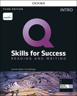 Q Skills for Success Reading and Writing Intro : Student Book, 3/E