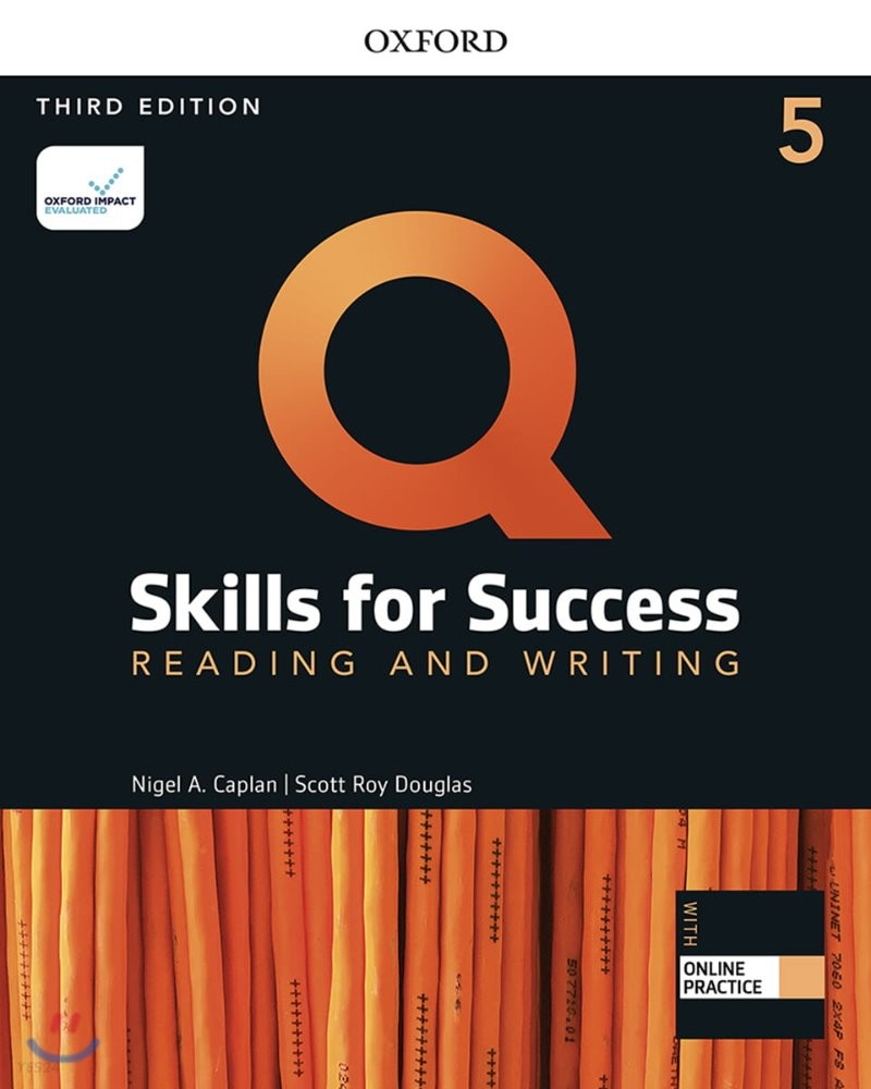 Q Skills for Success Reading and Writing 5 : Student Book, 3/E