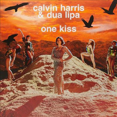 Calvin Harris & Dua Lipa - One Kiss (12 Inch Single Picture LP)
