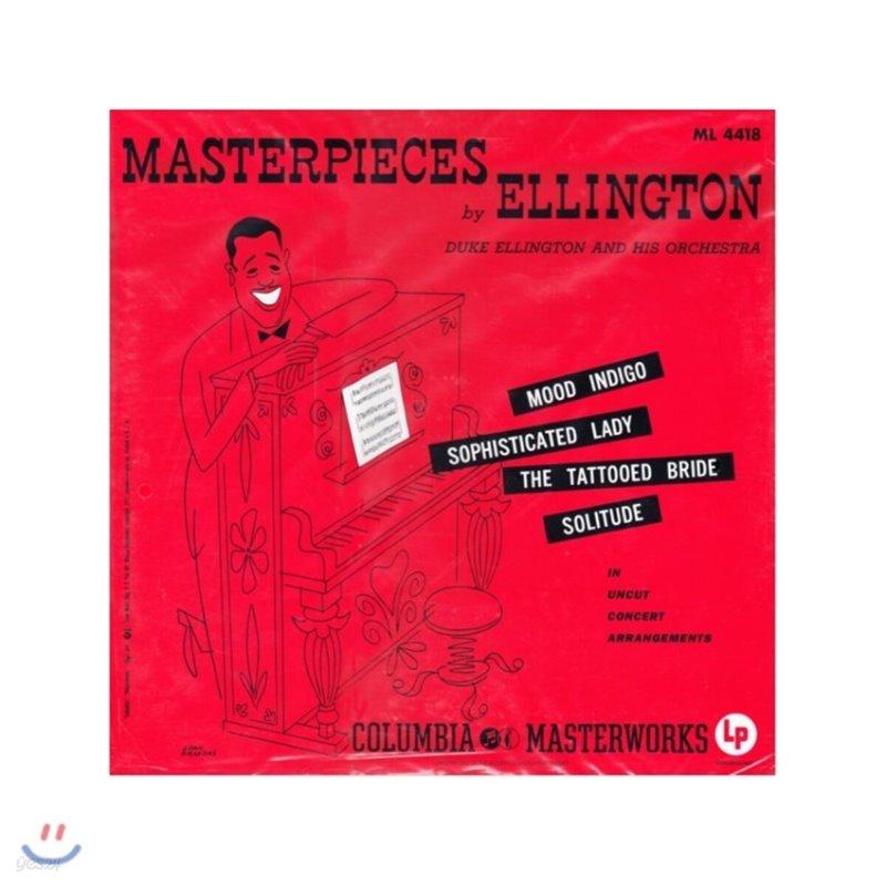Duke Ellington (듀크 엘링턴) - Masterpieces By Ellington [LP]