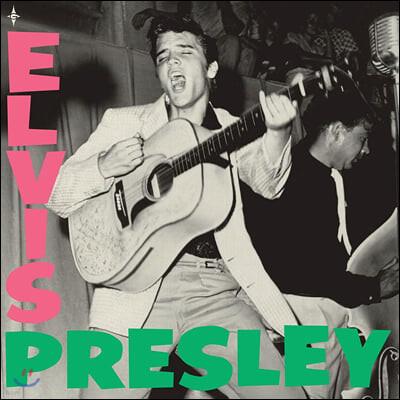 Elvis Presley (엘비스 프레슬리) - 데뷔 앨범 Elvis Presley [LP+그린 컬러 7인치 Vinyl]