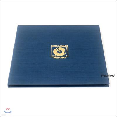 심플리 아날로그 레코드 청소매트 (Simply Analog Vinyl Record Cleaning Work Mat)