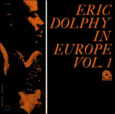 Eric Dolphy (에릭 돌피) - In Europe. Vol. 1