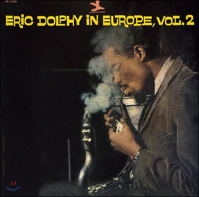 Eric Dolphy (에릭 돌피) - In Europe. Vol. 2